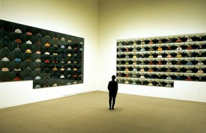 Jin-me Yoon, A Group of Sixty Seven, 1996, chromogenic print, Collection of the Vancouver Art Gallery, Vancouver Art Gallery Acquisition Fund, Photo: Flickr